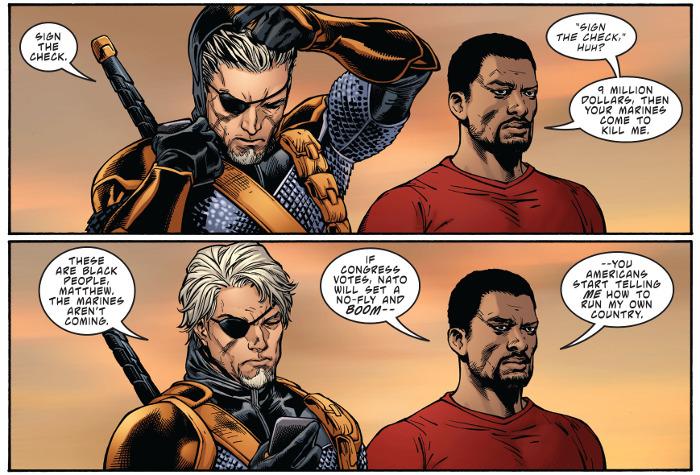 Las 5 mejores historias de Deathstroke en los comics