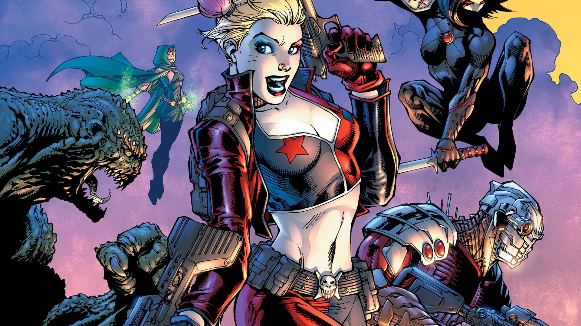 Las 5 mejores sagas del Escuadrón Suicida en los comics
