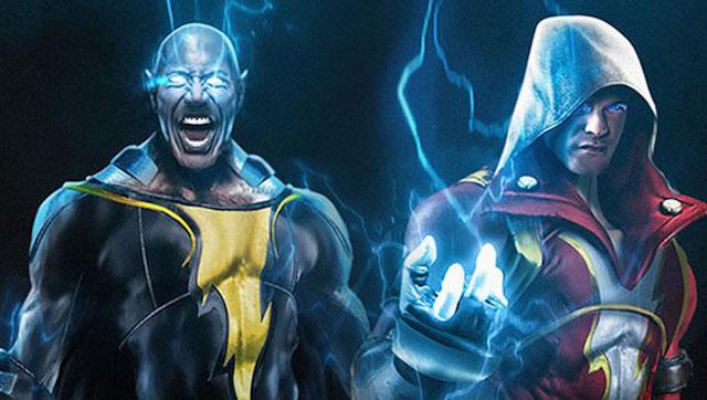 El director de Shazam promete diversión y alegría