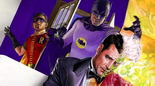 Trailer de 'Batman contra Dos Caras', la película inédita de Adam West
