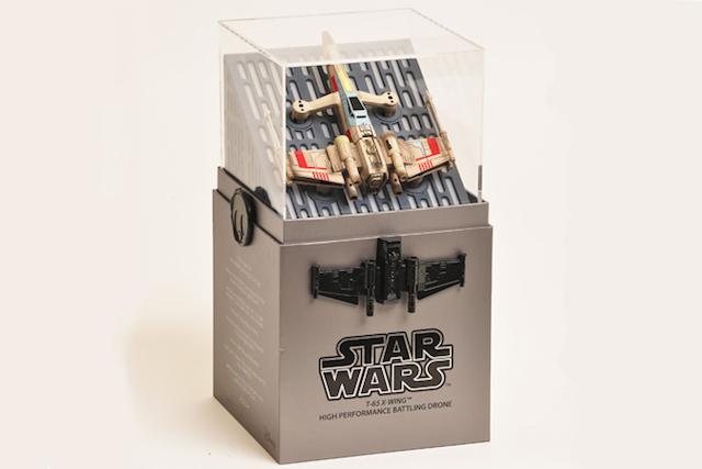 Ya puedes pilotar las naves de Star Wars