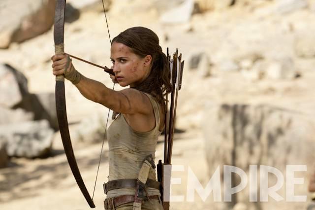 Todo sobre la película de Tomb Raider