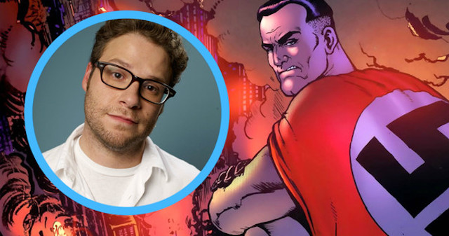 The Boys, la serie de Seth Rogen y Garth Ennis, arranca en Amazon