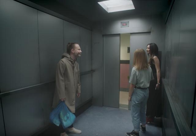 Radiohead en un ascensor puede ser algo extraordinario