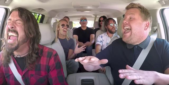 Carpool Karaoke se ha convertido en un clásico