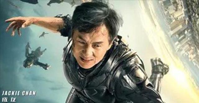 El demencial nuevo trailer de 'Bleeding Steel' de Jackie Chan