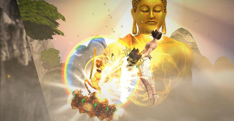 Trailer de 'Fight of Gods', videojuego de lucha con Jesucristo, Buda y otros dioses
