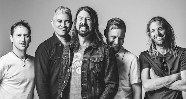 Concierto gratuito de Foo Fighters el sábado en Barcelona
