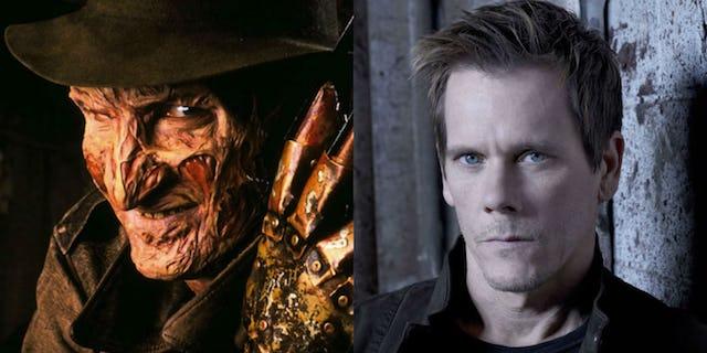 Kevin Bacon será el nuevo Freddy Krueger