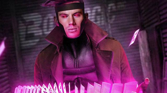 Filtrada la sinopsis de la película de Gambit, el Ocean's 11 de Marvel