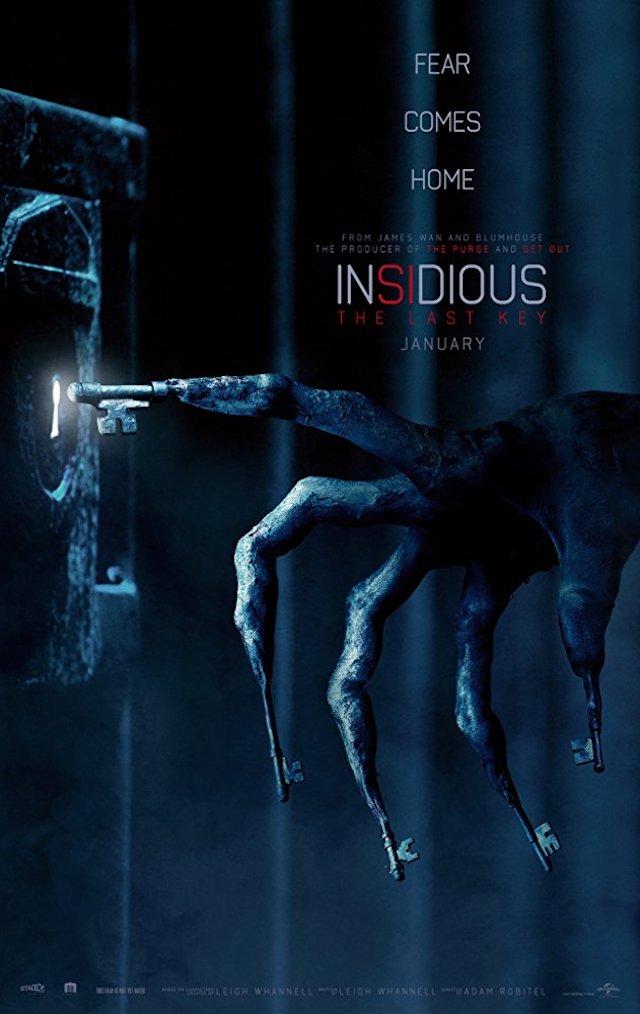 Primer tráiler de Insidious 4: The Last Key