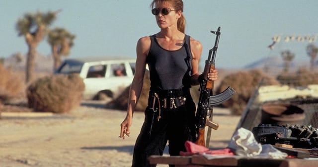 Arnold Schwarzenegger y Linda Hamilton juntos de nuevo en Terminator 6