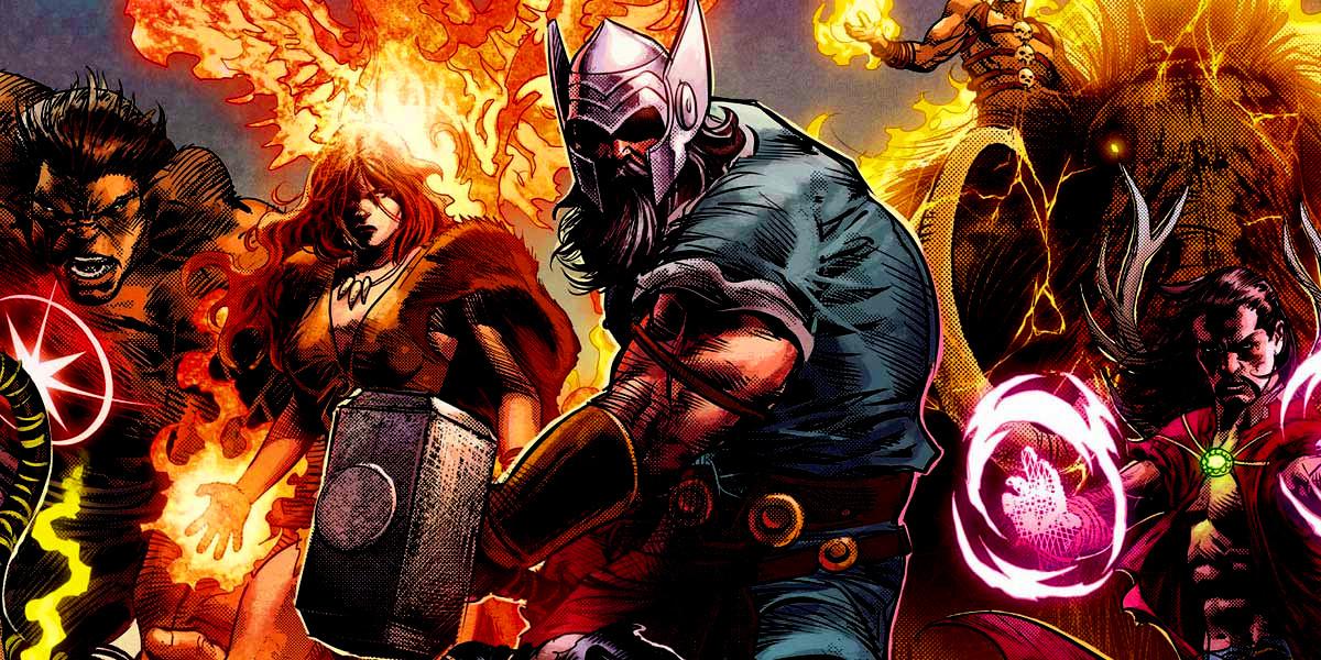 Filtrado el impactante regreso de 'Marvel Legacy' (SPOILERS)