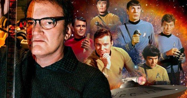 Quentin Tarantino quiere dirigir Star Trek