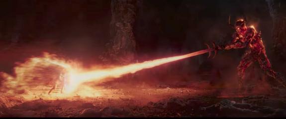 Marvel presenta a Los Revanchistas en 'Thor: Ragnarok'