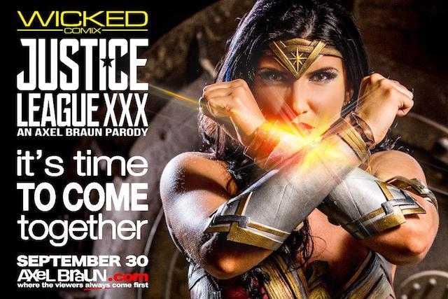 La Liga de la Justicia porno, ¿la mejor versión de DC?