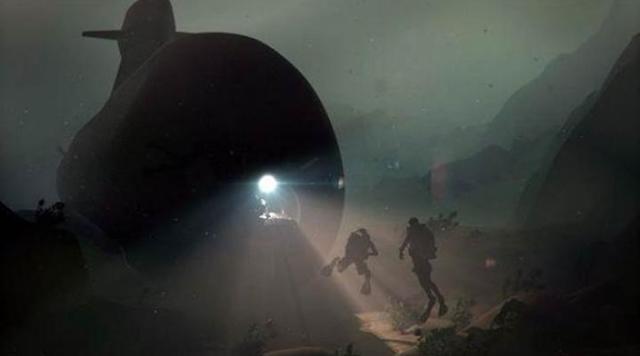 Rusia oculta la existencia de una civilización submarina extraterrestre