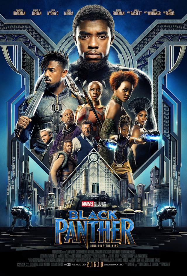 Nuevo trailer y póster de 'Black Panther (Pantera Negra)'