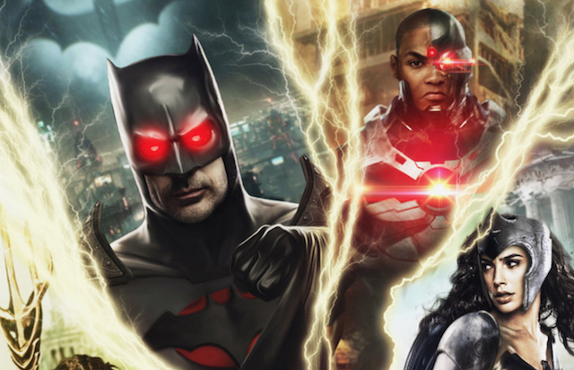 Warner y DC llevarán Flashpoint a Justice League 2
