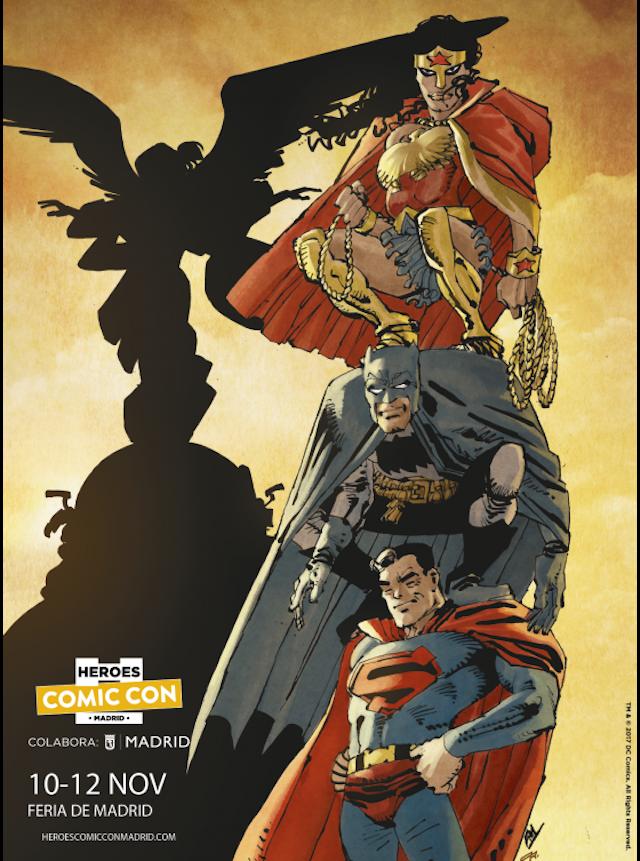 Héroes Comic Con regresa a Madrid
