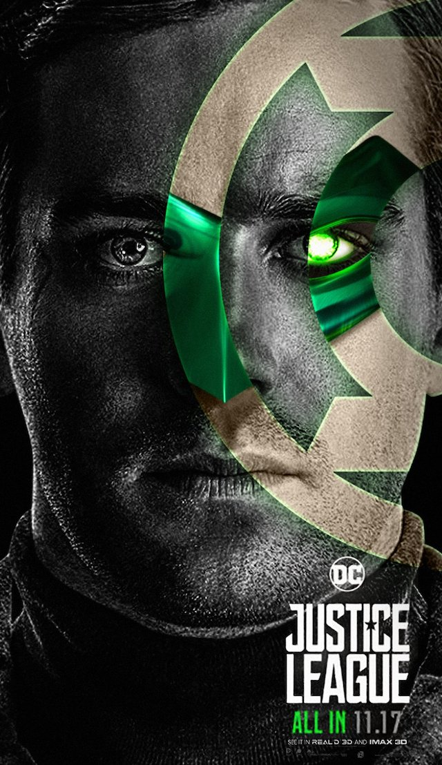 ¿Se confirma Green Lantern en Justice League?