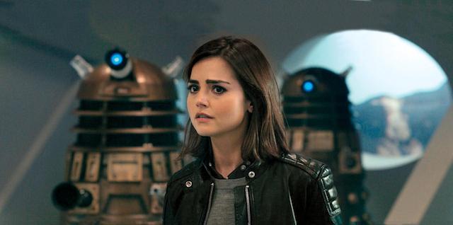 Jenna Coleman De Doctor Who En Heroes Comic Con Madrid Cultture