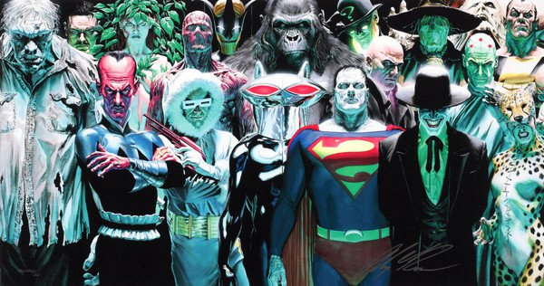 Sale a la luz el papel de la Legión of Doom en la 'Liga de la Justicia'