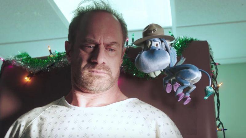 Trailer final de 'Happy!', la serie basada en el cómic de Grant Morrison