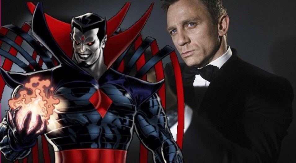 Daniel Craig, nuevo villano de los X-Men