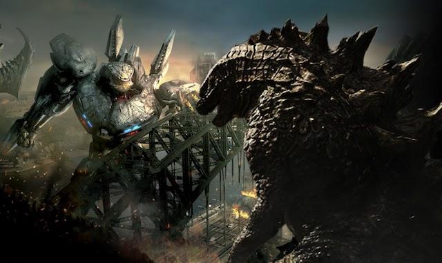 Tendremos SUPERCROSSOVER de Pacific Rim, Godzilla y Kong