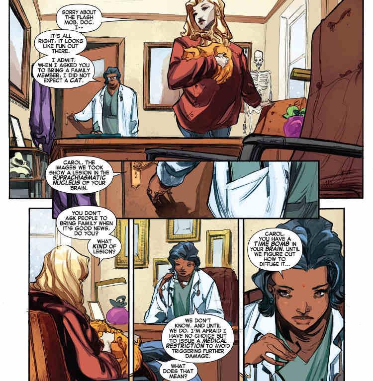 5 superheroínas que lucharon contra el cáncer