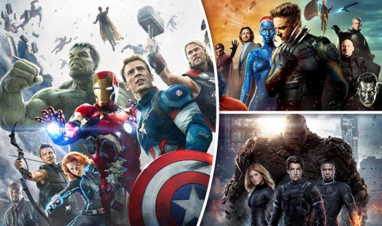 Filtrados detalles del papel de los Cuatro Fantásticos en La Guerra de Infinito