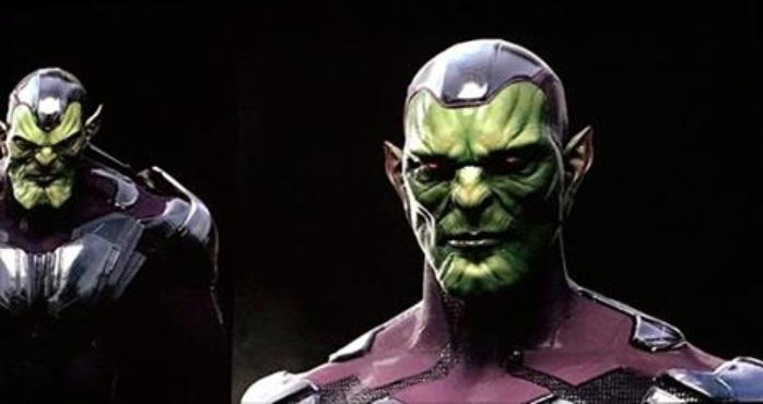 Fox roba los Skrulls a Marvel para X-Men: La Saga del Fénix Oscuro