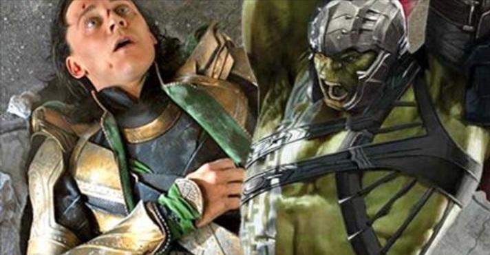 Nuevo trailer de Thor: Ragnarok con el reencuentro entre Hulk y Loki