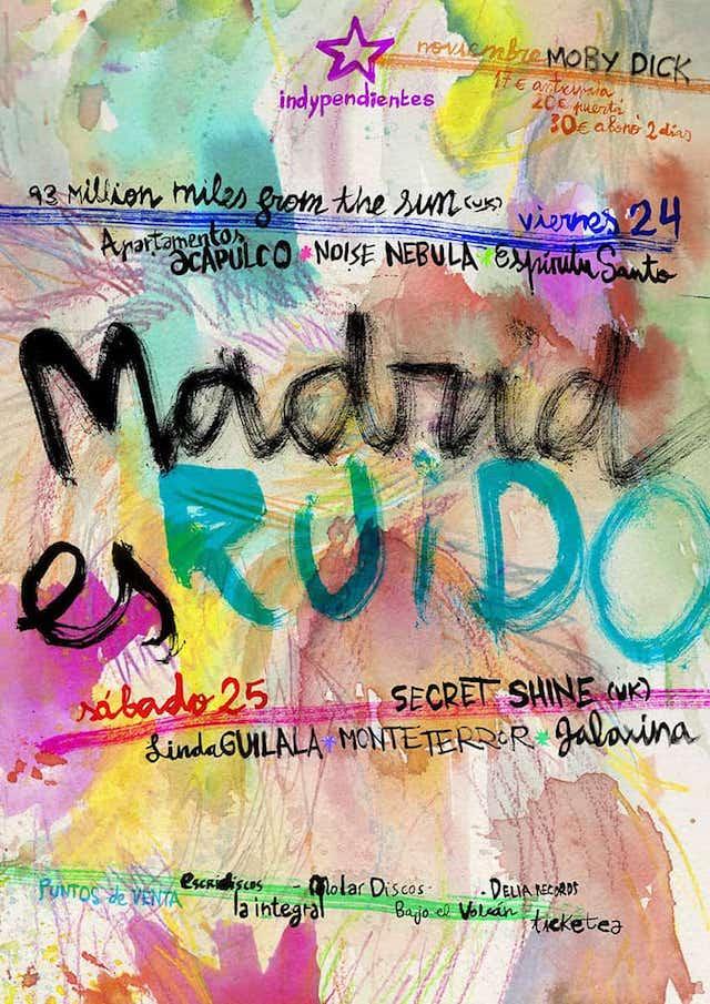 Madrid es Ruido 2017: señales de identidad sobre el escenario