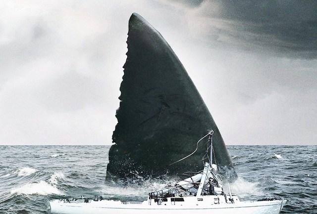 Nuevo título para el tiburón prehistórico de Warner