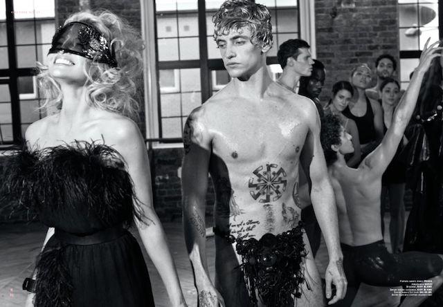 Pamela Anderson desnuda, felices 50 integrales