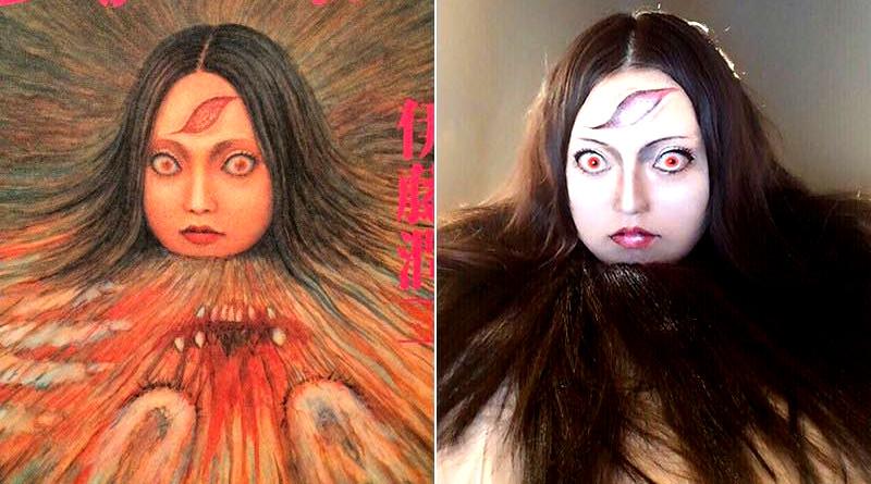 Aterradores disfraces de Halloween inspirados en manga y anime
