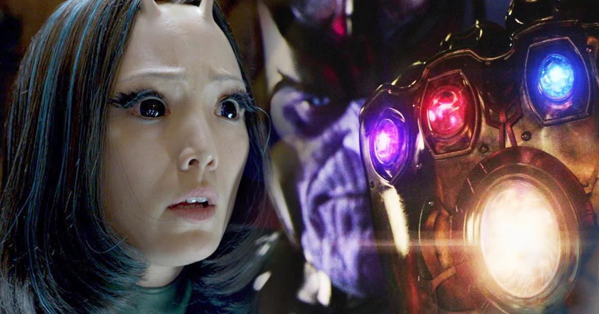 La conexión entre Mantis y Thanos en Vengadores 4