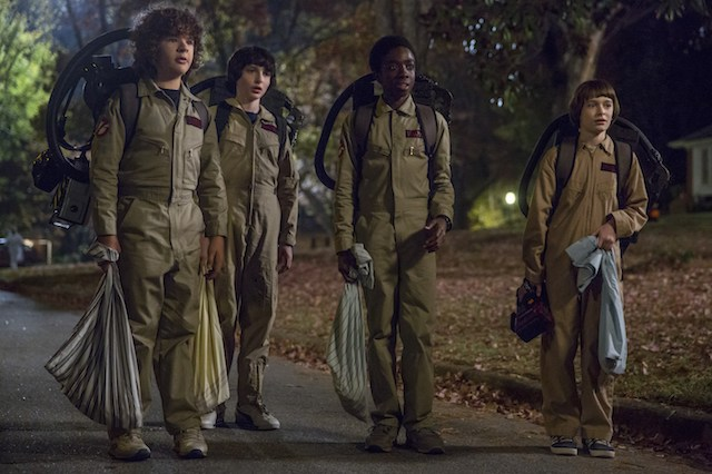 Ghostbusters tendrá una serie de televisión a lo Stranger Things