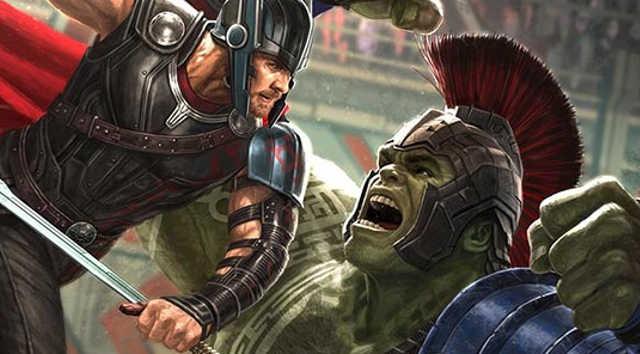 Presentado el primer personaje LGBTI de Marvel Studios con Thor Ragnarok
