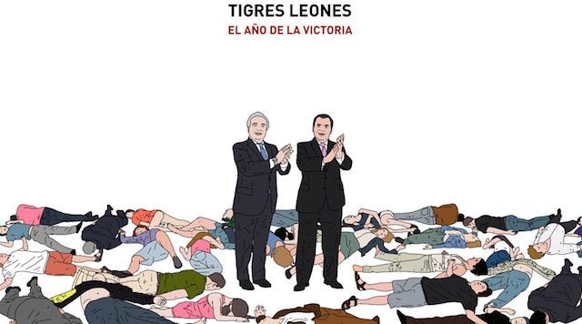 Domingo: lo nuevo de Tigres Leones