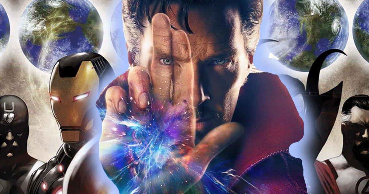 Anunciado gran regreso para Doctor Strange 2