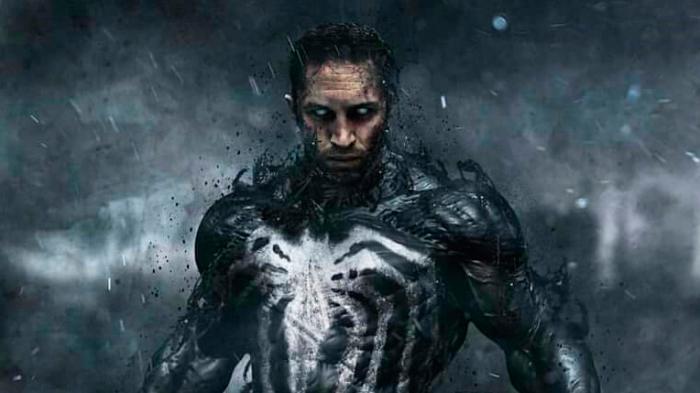 Primer vistazo al 'Venom' de Tom Hardy
