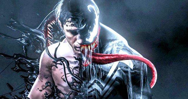 La película de Venom presentará los cinco simbiontes