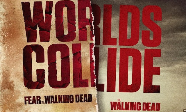 Llega el crossover entre The Walking Dead y Fear the Walking Dead