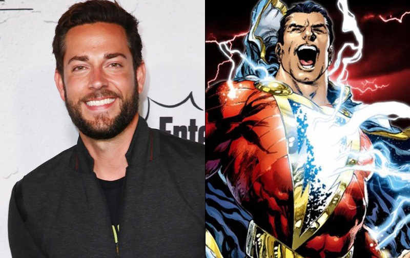 Warner ficha a estrella Marvel como actor de Shazam
