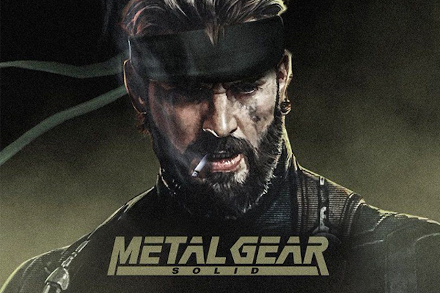 La película de Metal Gear Solid empieza su producción