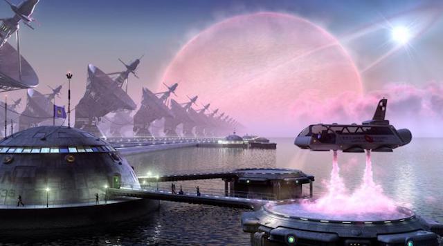 Descifrado mensaje extraterrestre a la humanidad