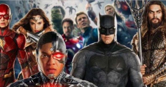 La Liga de la Justicia aniquila a los Vengadores y los X-Men en China